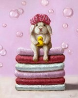 Bath Day Fine Art Print