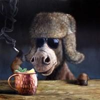 Moscow Mule Fine Art Print