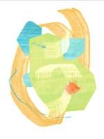 Confetti No. 2 Framed Print