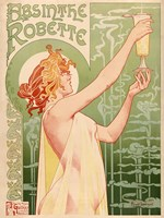 Absinthe Robette, 1896 Fine Art Print