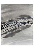 Grey Ice 1 Fine Art Print