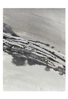 Grey Ice 2 Fine Art Print
