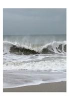 Restless Waves Fine Art Print