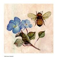 Garden Friends #3 Fine Art Print