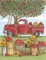 Apple Time Fine Art Print