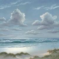 Shoreline II Framed Print