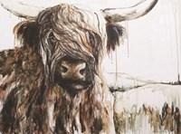 Highland in the Breeze Fine Art Print