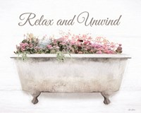 Relax & Unwind Fine Art Print