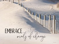 Embrace Winds of Change Fine Art Print