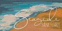 Seaside Sanctuary Fine Art Print