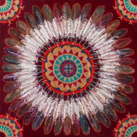 Feather Power Fine Art Print
