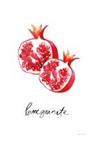 Pomegranates Fine Art Print