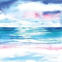Turquoise Sea I Fine Art Print