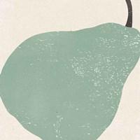 Graphic Fruit IV Framed Print