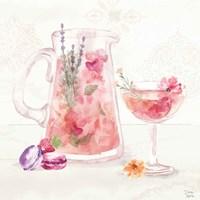 Classy Cocktails IV Framed Print