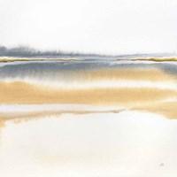 Beige and Gold II Fine Art Print