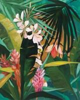 Hidden Jungle I Fine Art Print