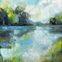 Calm Waters Fine Art Print