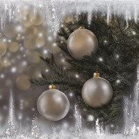 Christmas Elegance Fine Art Print