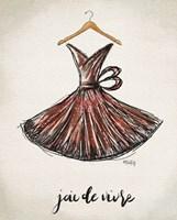 Joie de Vivre Dress Fine Art Print