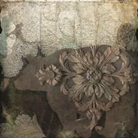 Gothic Forest Bear Framed Print