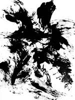 Expressive Abstract II Fine Art Print