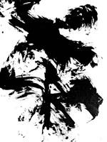 Expressive Abstract III Fine Art Print