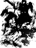 Expressive Abstract IV Fine Art Print