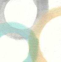 Heavenly Circles III Fine Art Print
