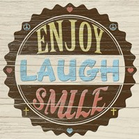 Seal of Laughter Fine Art Print