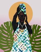 Her Faith Fine Art Print