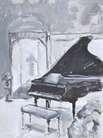 Piano Blues VI Fine Art Print