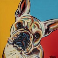 Chroma Dogs III Fine Art Print