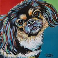 Chroma Dogs IV Fine Art Print