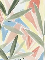 Tropical Impression IV Framed Print