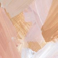 Pink Vanilla IV Framed Print