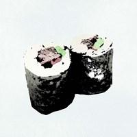 Sushi Style III Framed Print