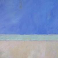 Wintergreen Sea I Fine Art Print
