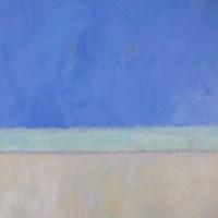 Wintergreen Sea II Framed Print