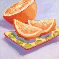 Still Citrus III Fine Art Print