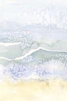 Salty Seaside II Framed Print
