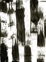 Dynamic Bamboo I Framed Print