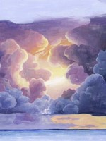 Magnificent Sky II Fine Art Print
