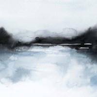 Cloud Forest I Framed Print