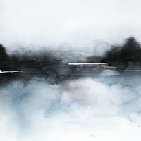 Cloud Forest II Framed Print