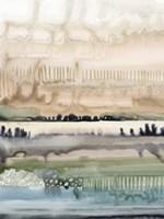 Mesa Horizon Strata I Framed Print