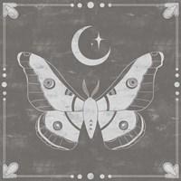 Hallowed Moon II Framed Print