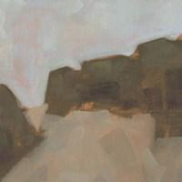 Chestnut Grove I Framed Print