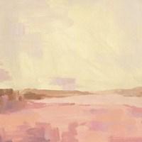 Salt Lake Sunrise II Framed Print