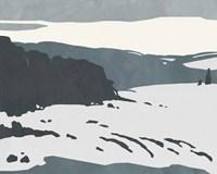 Cutter Island I Framed Print